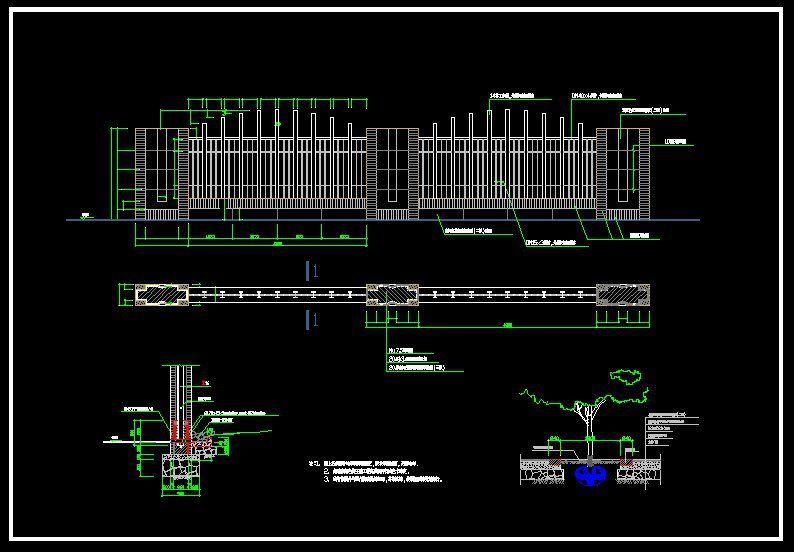 Schmiedeeisernen Gel 228 Nder Zaun Design】 ★ Architektur